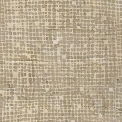 Anthology Batik - Tan Hatch Geometric