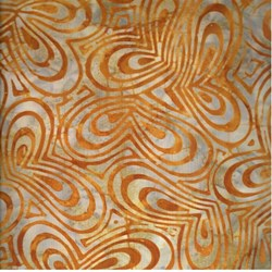 Anthology Batik - Golden Butterflies