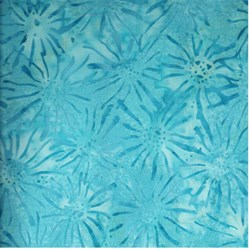 Anthology Hand Made Batik - Blue Print
