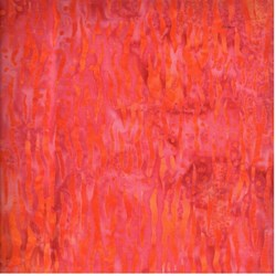 Anthology Hand Made Batik - Orange