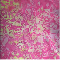Anthology Hand Made Batik -Violet Print