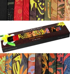 Anthology batik strip