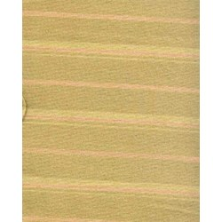 Blackbird Designs- Fat Quarter -Homespun Aunt Luci's Cottage - Tan/Pink Stripe