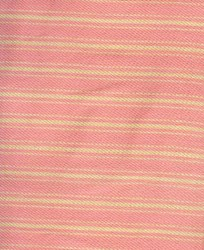 Blackbird Designs Moda Twill - Fat Quarter -Aunt Luci's cottage - Rose Ticking