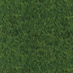 "11"" Remnant Piece - Danscapes - Grass Green - by Dan Morris for RJR Fabrics"
