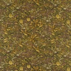 Danscapes - Foliage Brown - by Dan Morris for RJR Fabrics