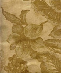 Ella's Linen Closet - Blackbird Design - Fat Quarter -Tan Tonal Floral Linen