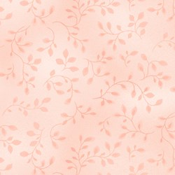 Folio - Soft Peach - by The Color Principle for Henry Glass Fabrics