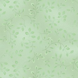 Folio - Soft Green - by The Color Principle for Henry Glass Fabrics