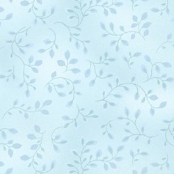 "End of bolt- 50"" - Folio - Soft Blue - by The Color Principle for Henry Glass Fabrics"