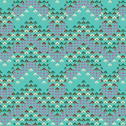 Soul Mate - Prismatic - Seafoam - by Amy Butler for Free Spirit Fabrics