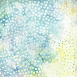 "End of Bolt - 50"" - Tossed Dots on Pastel Marble - Java Batiks by Maywood Studios"