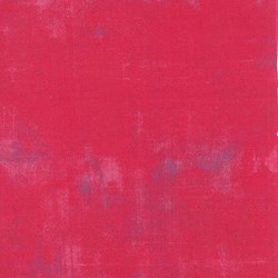 "End of Bolt- 60"" Grunge Basics - Raspberry - by Basic Grey for MODA"