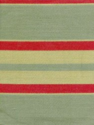 Blackbird Designs Moda Twill - Fat Quarter -Higdon Camp Large Sage Stripe