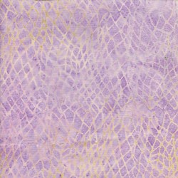 "End of Bolt - 79"" - Island Batik Seashore - Lavender"