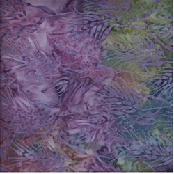 Island Batik Purple Wheat