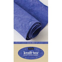 Kraft•tex™ in Iris - Now in Bright, Fun Colors!  Plus - Receive 6 Free Pattern Downloads from CT Pub with Purchase!