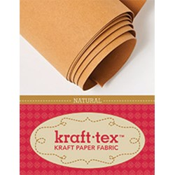 Kraft•tex™ in Natural - Check Out All the Colors!  Plus - Receive 6 Free Pattern Downloads from CT Pub with Purchase!