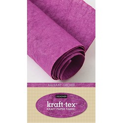 Kraft•tex™ in Orchid - Now in Bright, Fun Colors!  Plus - Receive 6 Free Pattern Downloads from CT Pub with Purchase!