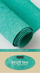 Kraft•tex™ in Turquoise - Now in Bright, Fun Colors!  Plus - Receive 6 Free Pattern Downloads from CT Pub with Purchase!