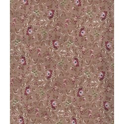 Taupe Peony - Mrs. March's Basic by Lecien