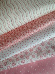 Little Sweethearts Fat Quarter Bundle - Old Soft Pink Collection