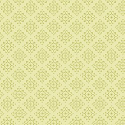 "29"" Remnant Piece - Love Laugh Quilt - Green Tonal"