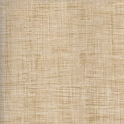 "End of Bolt - 37"" - Love More -Tan Woven Print - by P&B Textiles"