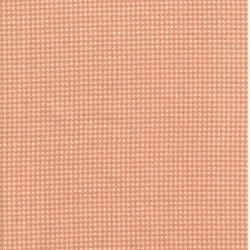 Pink Houndstooth - Woolies Cotton Flannel