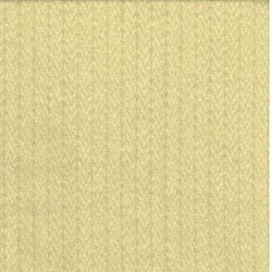 Green Vine Stripes - Woolies Cotton Flannel