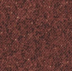 "32"" Remnant - Woolies Flannel - Red/Black Tweed - by Maywood Studios"
