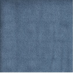 Woolies Flannel - Blue Herringbone - by Maywood Studios