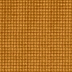 "22"" Remnant- Woolies Flannel -Gold Check- by Maywood Studios"
