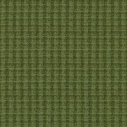 "35"" Remnant- Woolies Flannel -Green Double Weave - by Maywood Studios"