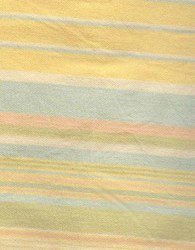 Robyn Pandolph Moda Twill - Fat Quarter -Moondance - Yellow  Stripe