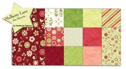 Mulberry Lane Fat Quarter Bundle