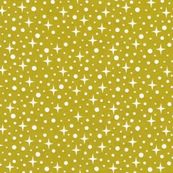 Paintbox Basics Pickle Sparkles by Elizabeth Hartman for Robert Kaufman Fabrics