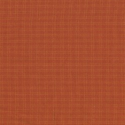 Homespun Fabric Pumkin Patch Plaid - Orange Checkby Renee Nanneman for Andover Fabrics