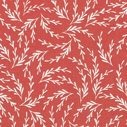 Reef - Sienna Seaweed - by Elizabeth Hartman for Robert Kaufman Fabrics
