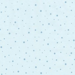 Reef - Sky Dots - by Elizabeth Hartman for Robert Kaufman Fabrics