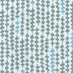 Reef - Shale Zipper - by Elizabeth Hartman for Robert Kaufman Fabrics