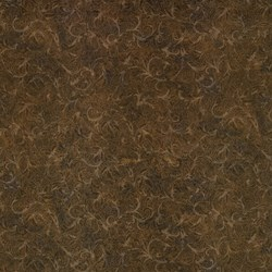 "End of Bolt - 55"" - Brown Texture Print - Serene Garden by Yuko Hasegawa for RJR Fabrics -<br><i> Includes Bonus Pattern!</i>"