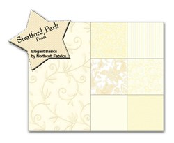 Stratford Park Pearl Fat Quarter Bundle