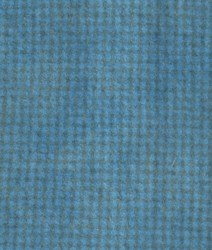Weeks Dye Works Electric Blue Houndstooth  Wool Fat Quarter