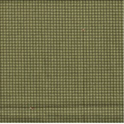 "9"" Remnant - Woolies Flannel - Green small Print"