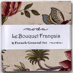 Le Bouquet Francais - Charm Pack by MODA