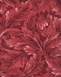 William Scrolls - Red by Kona Bay Fabrics