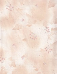 Harmony - Origins - Leaves & Berries Cream by Kona Bay Fabrics