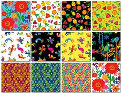 Viva Brazil Fat Quarter Fabric Bundle