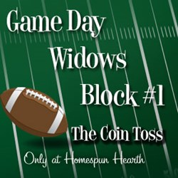 Game Day Widows Huddle - Block #1